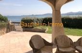 Cannigione: direkt am Meer - freistehendes Haus